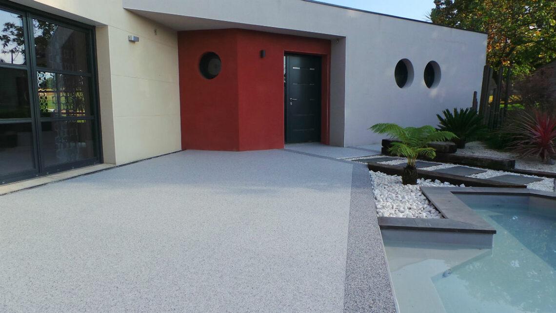 kit tapis de pierre